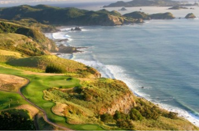 Best of New Zealand Golf Tour