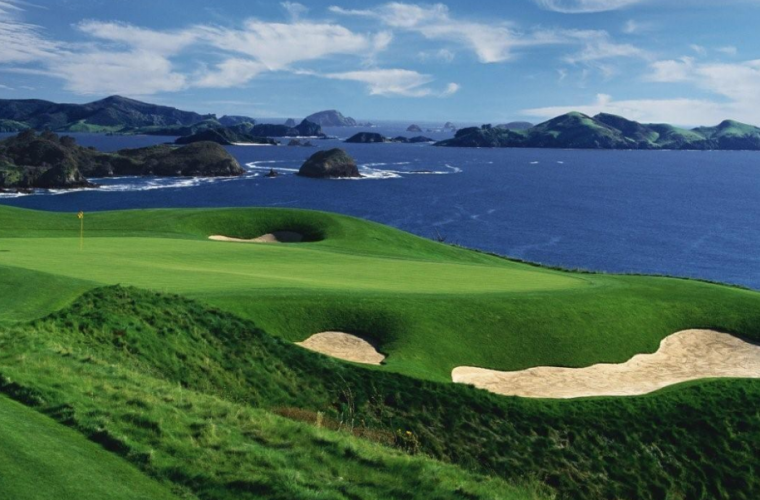 NZ North Island Escorted Golf Tour (11 Days - November 2020)