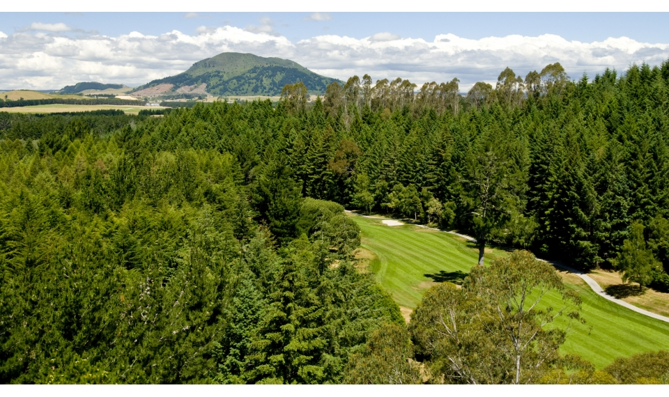 Wairakei Golf and Sanctuary