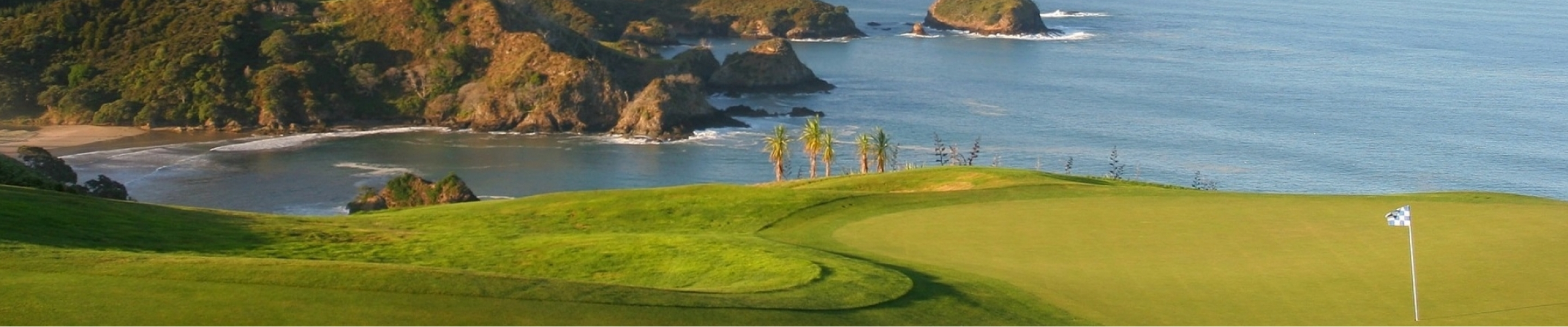North Island Escorted Golf Tour (January / February 2020)