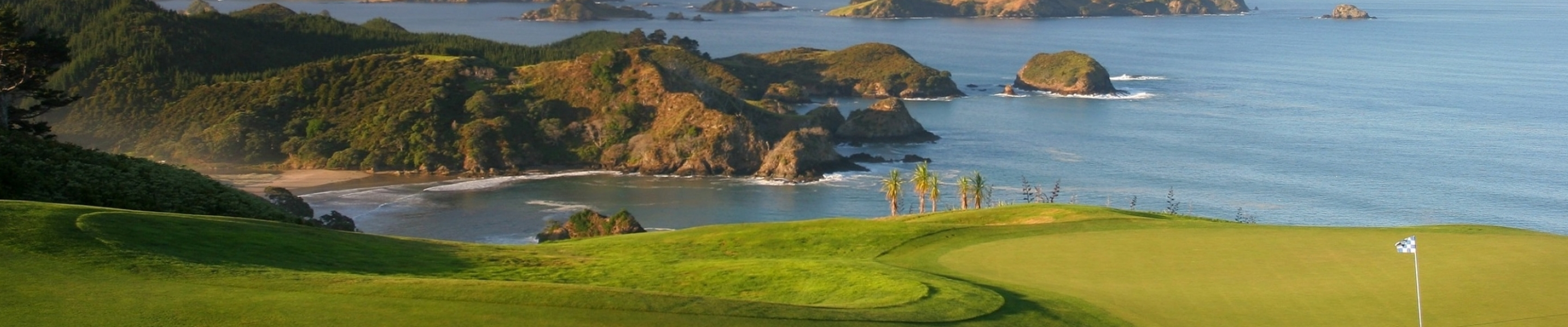 North Island Escorted Golf Tour (March 2020)