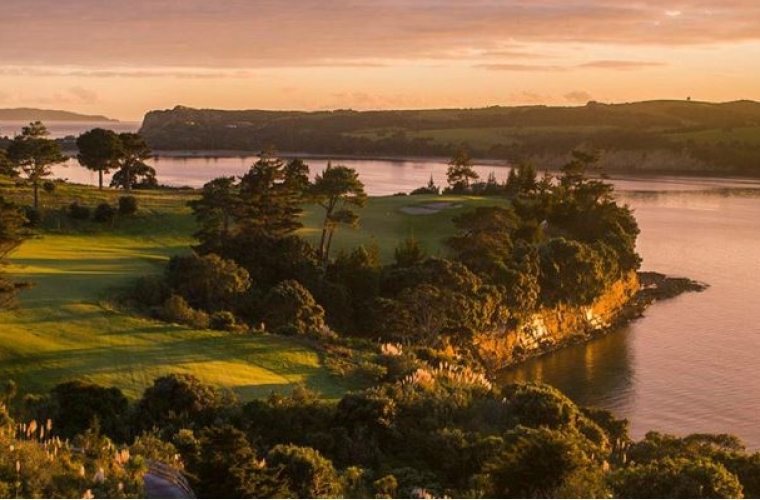 NZ North Island  Escorted Golf Tour (11 Days - January / February 2020)