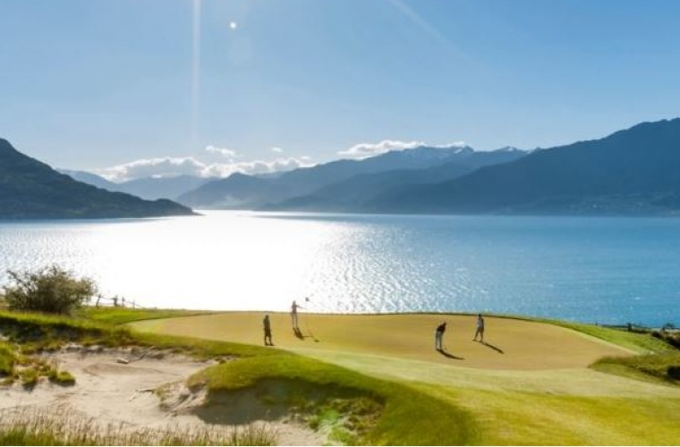 NZ South Island Escorted Golf Tour (9 Days - March / April 2020)