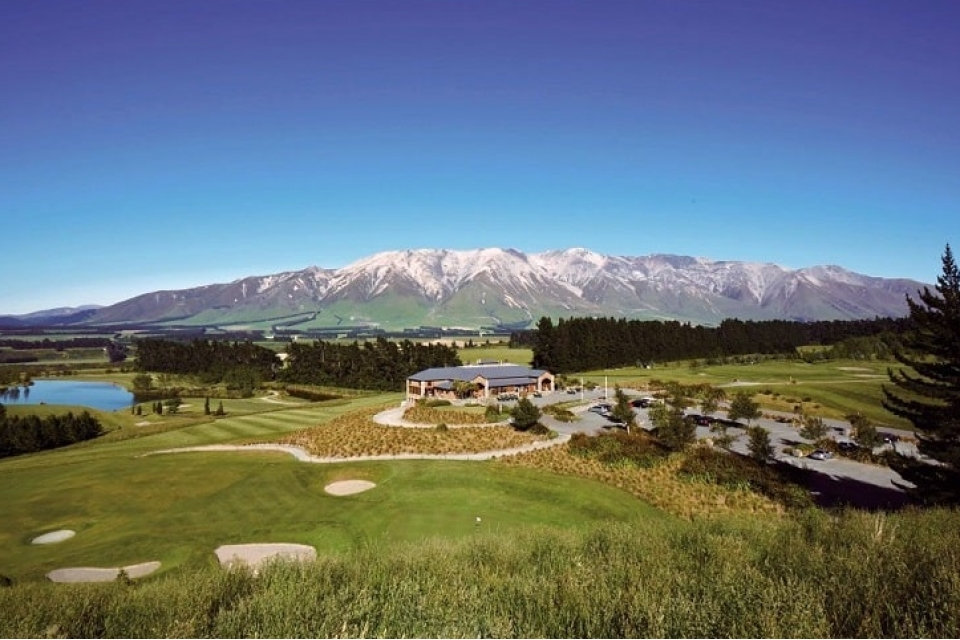 Complete New Zealand Golf Tour