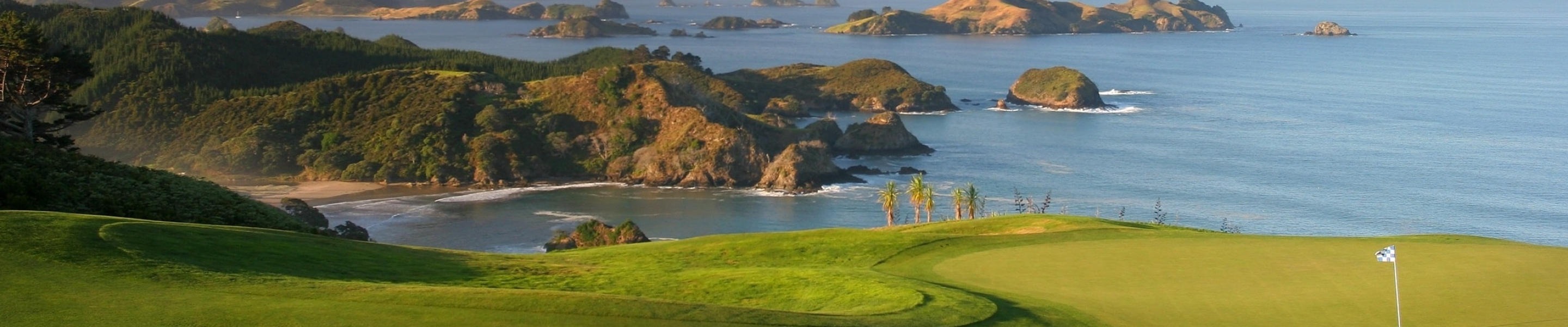 Spectacular NZ Golf Vacation