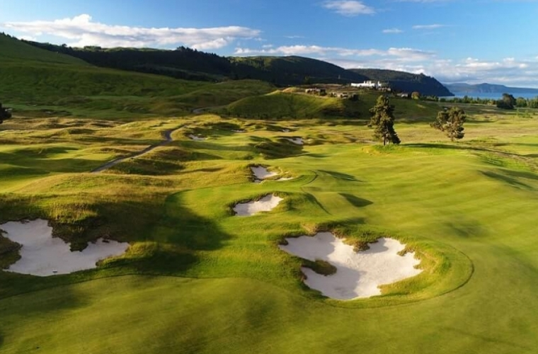 NZ North Island  Escorted Golf Tour (11 Days - January 2022)